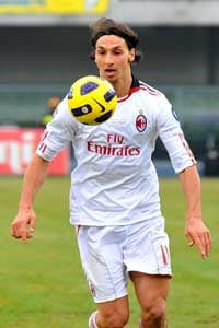 Milan prepare for life without Ibrahimovic